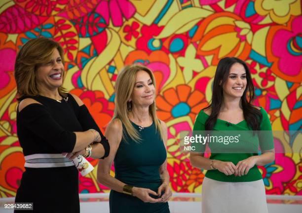 Hoda Kotb Kathie Lee Gifford and Donna Farizan on Thursday Mar 8 2018