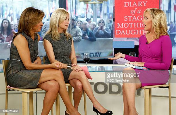 Hoda Kotb Kathie Lee Gifford and Melissa Francis appear on the Today show