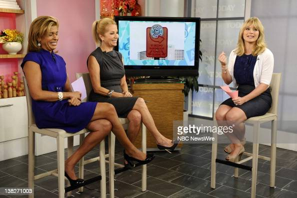 Hoda kotb kathie lee gifford and sara haines appear on - Nbc today show kathie lee and hoda ...