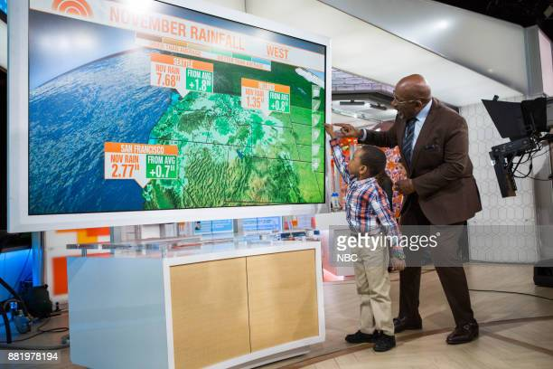 Hoda Kotb Savannah Guthrie Al Roker and Dylan Dreyer surprise young cancer patients on Wednesday November 29 2017