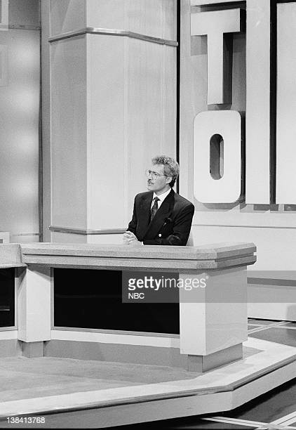 Host Alex Trebek