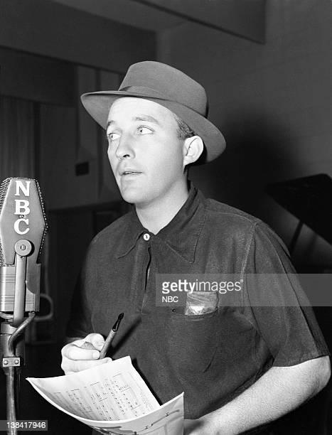 Host Bing Crosby