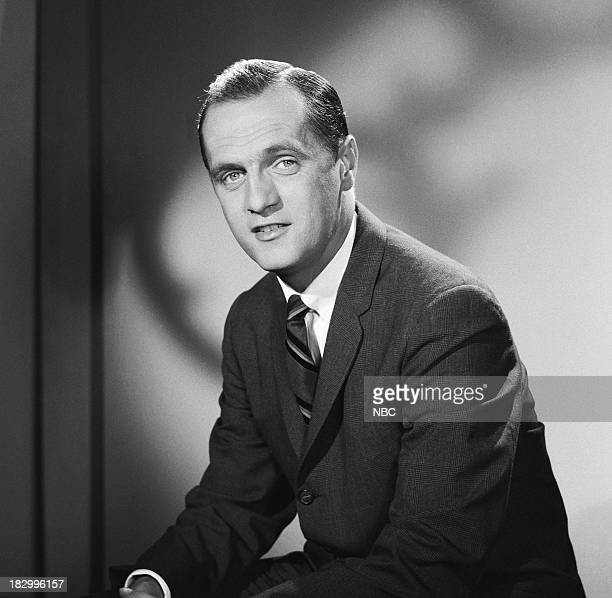 Pictured: Host Bob Newhart --