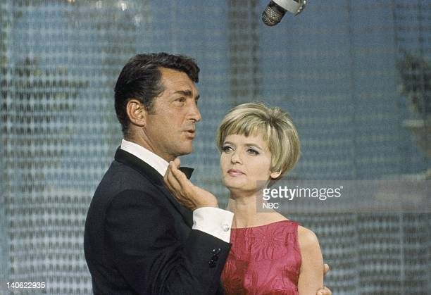 Host Dean Martin Florence Henderson Photo by NBCU Photo Bank