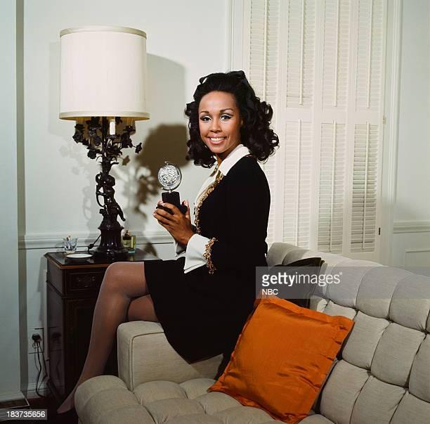 BROADWAY '69 Pictured Host Diahann Carroll