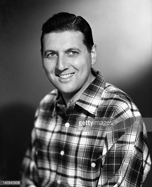 Host Monty Hall in 1956