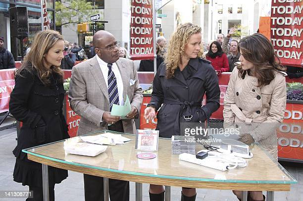 Host of Food Network's 'Everyday Italian' Giada DeLaurentis Weather and Feature Reporter Al Roker CoFounder of Idealbitecom Heather Stephenson and...