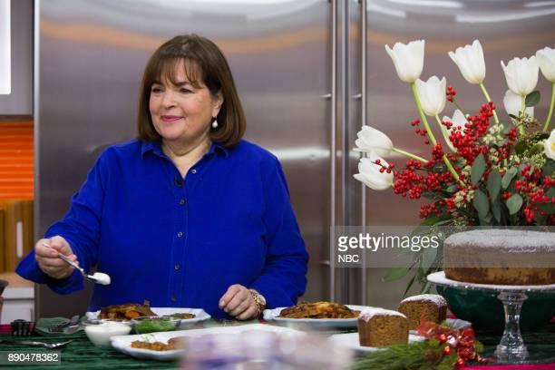 Ina Garten on Wednesday December 6 2017