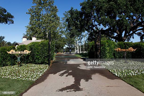 Inside Neverland Ranch -- NBC News' Matt Lauer gets an exclusive behind-the-scenes of Neverland Ranch, where Michael Jackson lived for 15 years,...