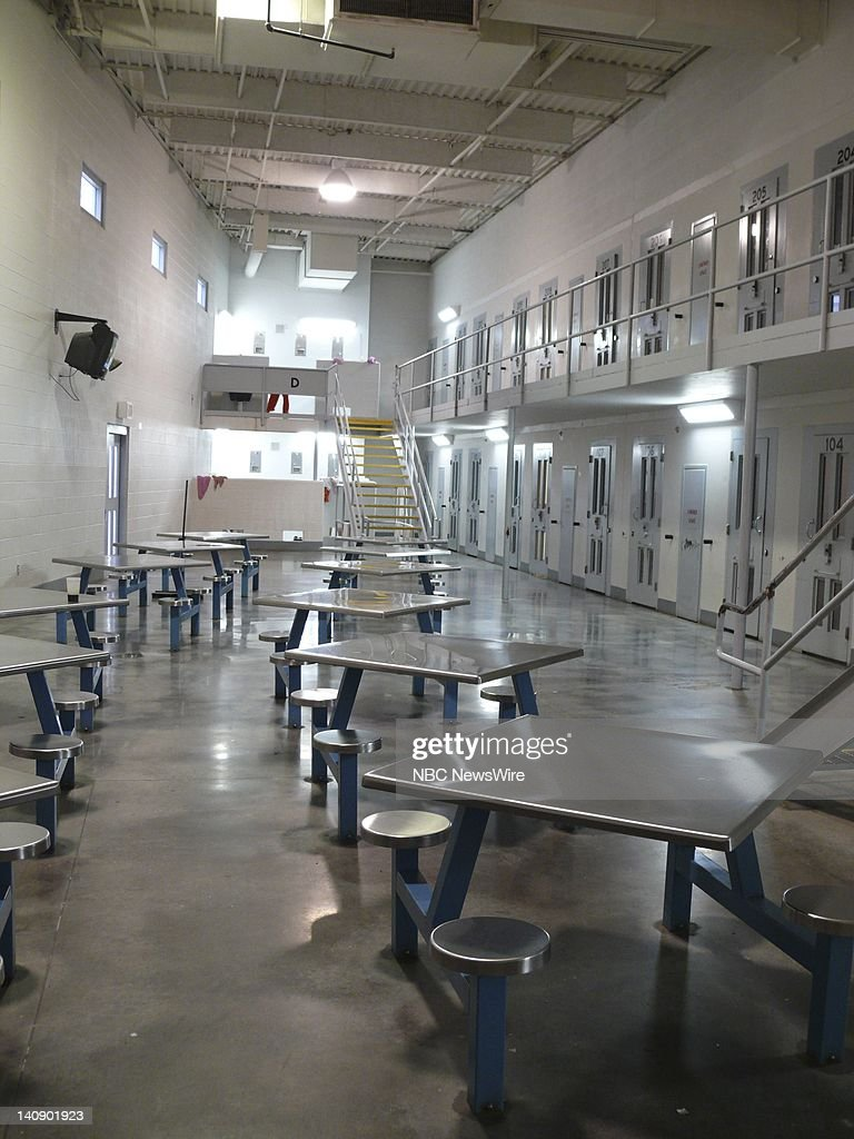 Inside Val Verde Correctional Facility, an 875 bed private prison