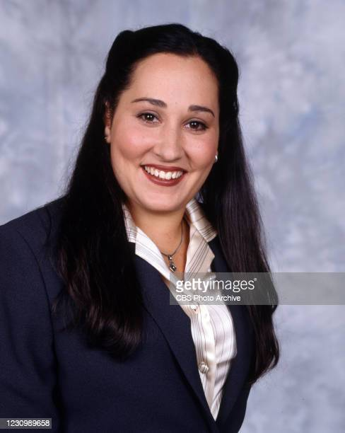 Pictured is Meredith Eaton in the CBS television show, FAMILY LAW. January 1, 2000.