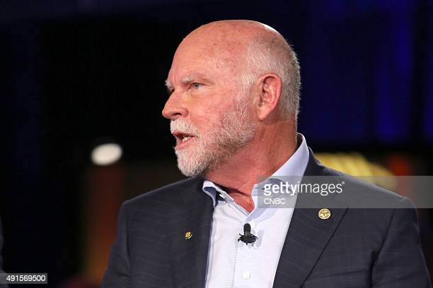 J Craig Venter CoFounder CEO and Chairman Human Logevity Inc discusses human genome mapping and its impact on healthcare at the Clinton Global...