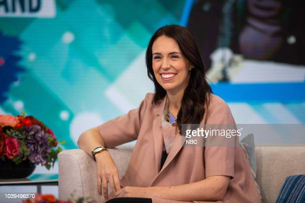 Jacinda Ardern Prime Minister New Zealand on Monday September 24 2018