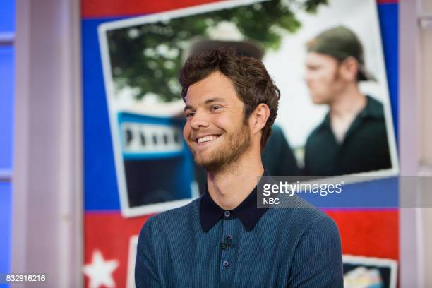 Jack Quaid on Wednesday August 16 2017