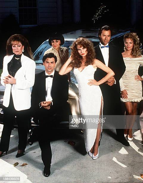 Jackie Collins as herself Vincent Irizarry as Gino Santangelo AnneMarie Johnson as Carrie Jones/Carolyn Dimes Leann Hunley as Eden Michael Nader as...