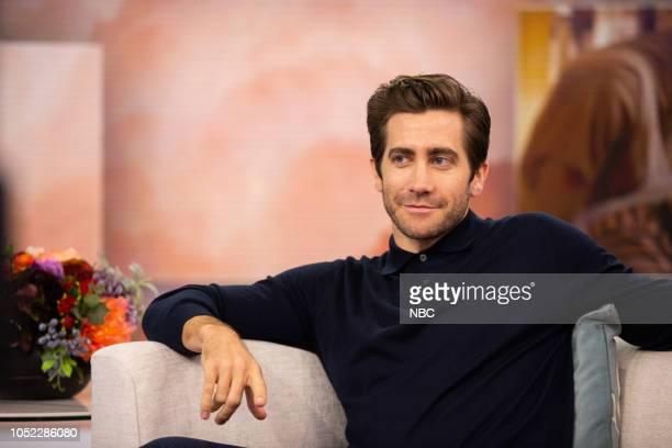 Jake Gyllenhaal on Tuesday October 15 2018