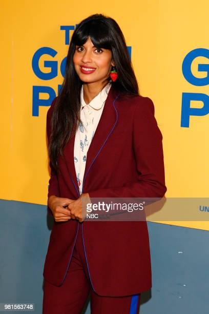 PLACE FYC @ UCB Pictured Jameela Jamil at UCB Sunset Theatre on June 19 2018