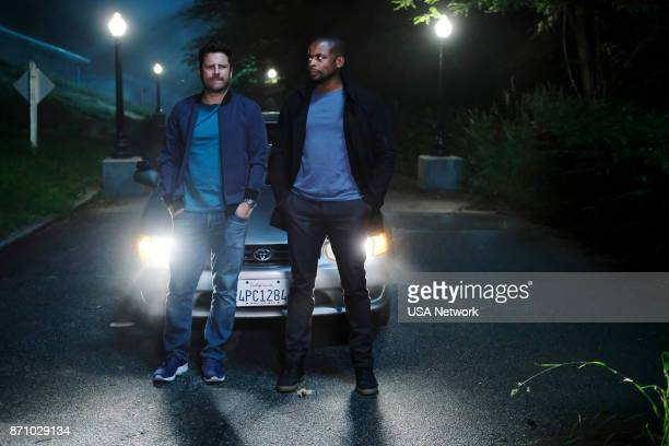 James Roday as Shawn Spencer Dule Hill as Burton 'Gus' Guster