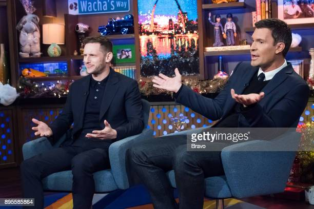 Jamie Bell and Jeff Lewis
