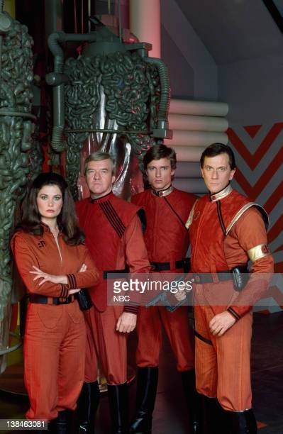 Jane Badler as Diana Richard Herd as John Peter Nelson as Brian Andrew Prine as Seven