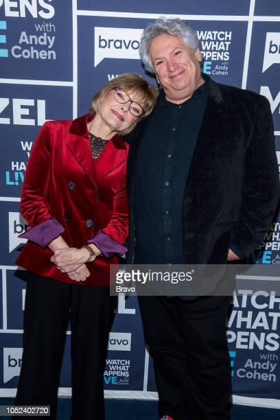 Jane Curtin and Harvey Fierstein