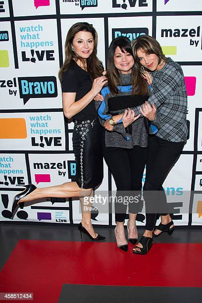 Pictured : Jane Leeves, Valerie Bertinelli and Wendie Malick --