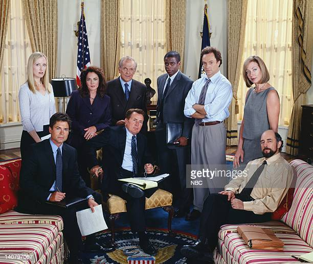 Janel Moloney as Donna Moss Rob Lowe as Sam Seaborn Stockard Channing as Abbey Bartlet Martin Sheen as President Josiah Jed Bartlet John Spencer as...