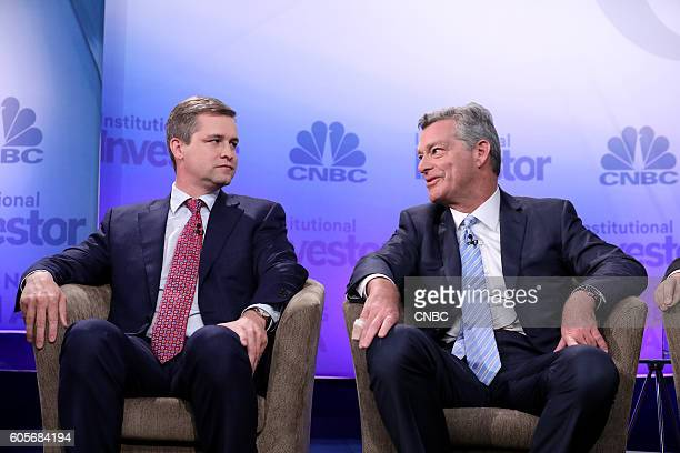 Jason Mudrick Founder and Chief Investment Officer Mudrick Capital Management LP and Tony Ressler CoFounder Chairman and Chief Executive Officer Ares...