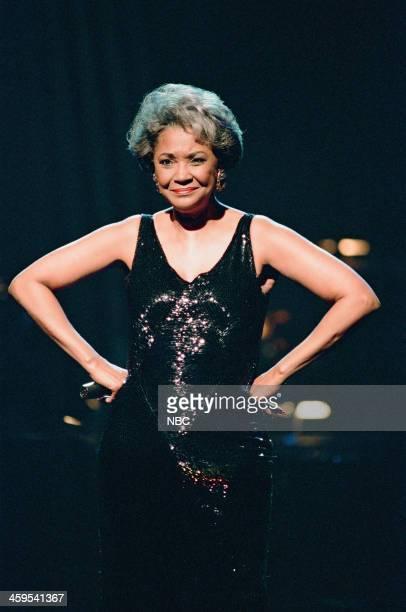 Jazz singer Nancy Wilson