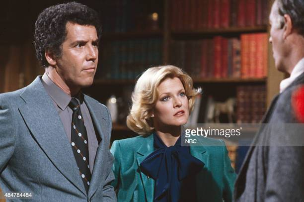 Jed Allan as Don Craig Deidre Hall as Marlena Evans
