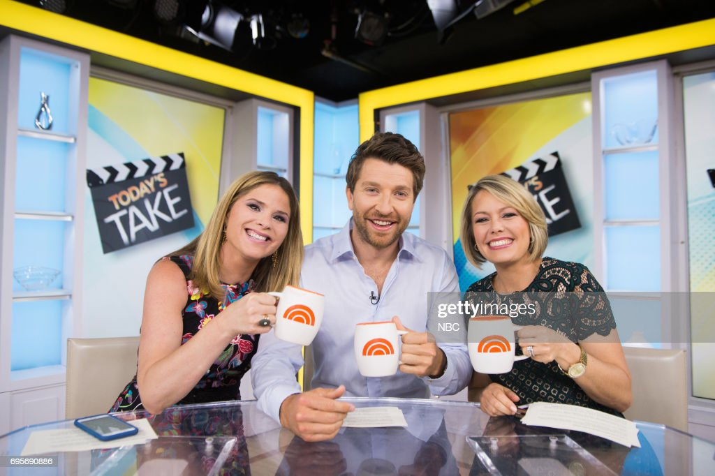 "NBC's ""Today"" With guests Nick Kroll, Fran Drescher, Ryan Scott, Nickelback"