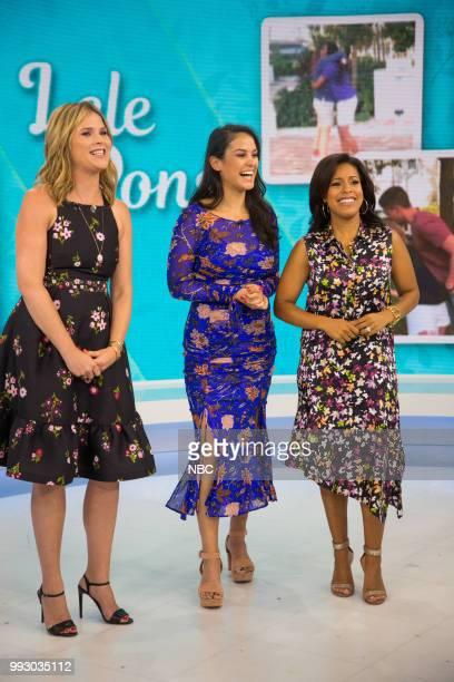 Jenna Bush Hager Donna Farizan and Sheinelle Jones on Monday July 2 2018