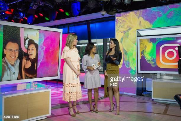 Jenna Bush Hager Sheinelle Jones and Donna Farizan on Thursday June 28 2018