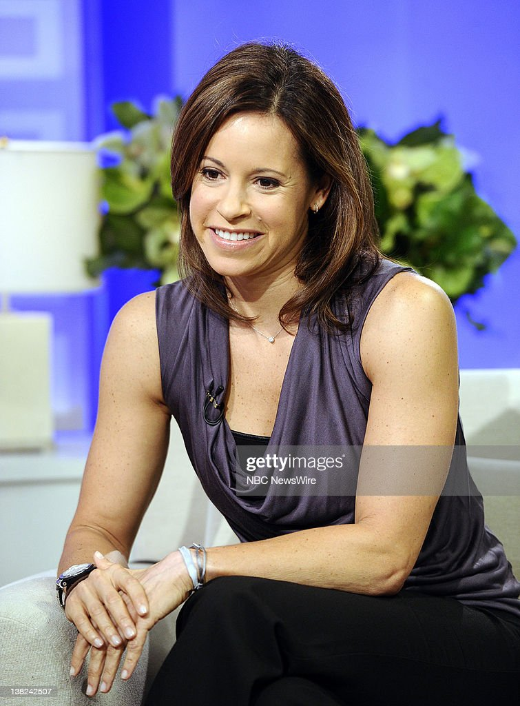Jenna Wolfe Appears On Nbc News Today Show News Photo Getty Images