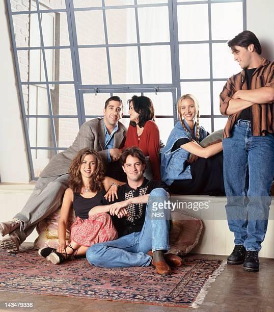 Jennifer Aniston as Rachel Green David Schwimmer as Ross Geller Courteney Cox Arquette as Monica Geller Lisa Kudrow as Phoebe Buffay Matt LeBlanc as...