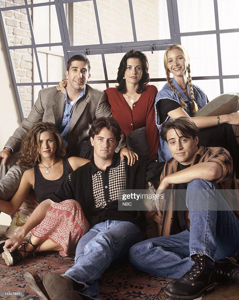 Friends - Season 1 : News Photo