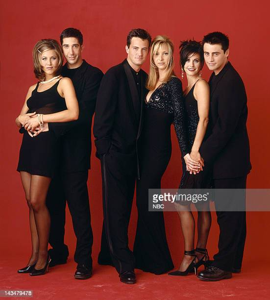 Jennifer Aniston as Rachel Green David Schwimmer as Ross Geller Matthew Perry as Chandler Bing Lisa Kudrow as Phoebe Buffay Courteney Cox Arquette as...