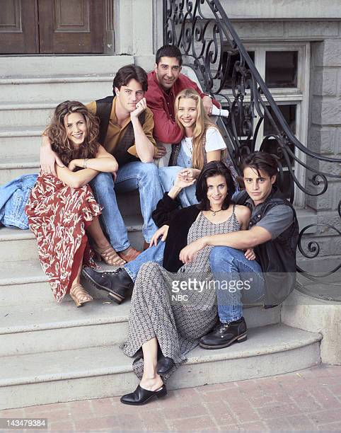 Jennifer Aniston as Rachel Green Matthew Perry as Chandler Bing David Schwimmer as Ross Geller Lisa Kudrow as Phoebe Buffay Matt LeBlanc as Joey...