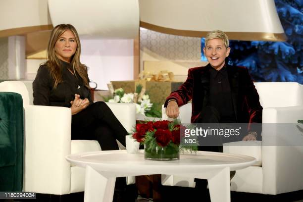 Pictured: Jennifer Aniston, Ellen DeGeneres --