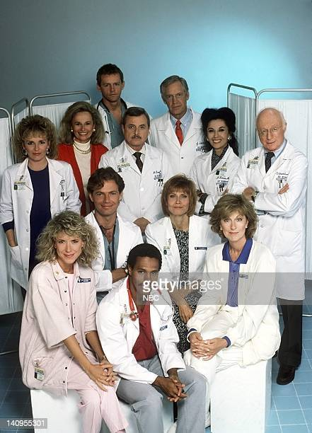 Jennifer Savidge as Nurse Lucy Papandrao Eric Laneuville as Orderly/Physician's Asst Luther Hawkins Christina Pickles as Nurse Helen Rosenthal Bruce...