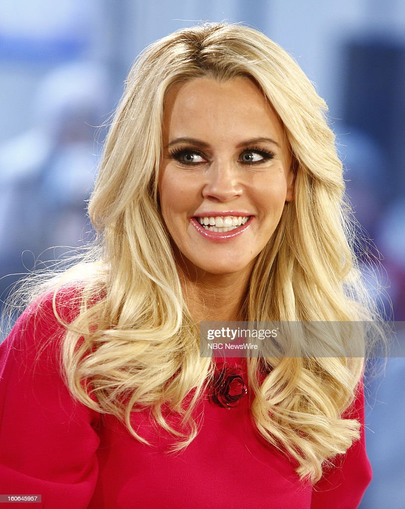 Jenny McCarthy appears on NBC News' 'Today' show --
