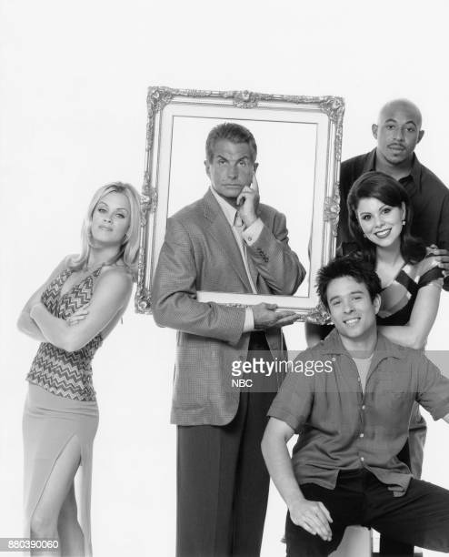 Jenny McCarthy as Jenny McMillan George Hamilton as Guy Hathaway Dale Godboldo as Cooper Heather Paige Kent as Maggie Marino Rafer Weigel as Max