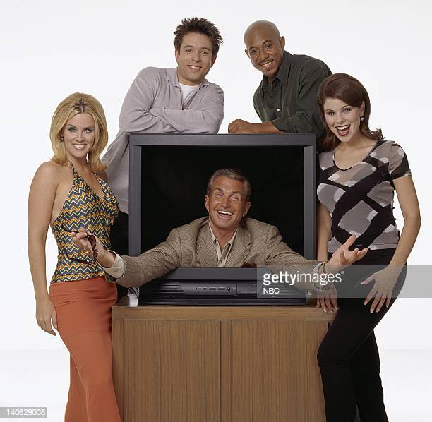 Jenny McCarthy as Jenny McMillan Rafer Weigel as Max George Hamilton as Guy Hathaway Dale Godboldo as Cooper Heather Paige Kent as Maggie Marino...