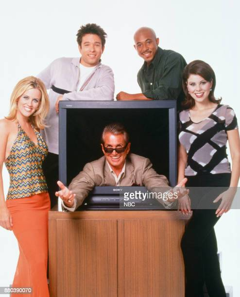 Jenny McCarthy as Jenny McMillan Rafer Weigel as Max George Hamilton as Guy Hathaway Dale Godboldo as Cooper Heather Paige Kent as Maggie Marino
