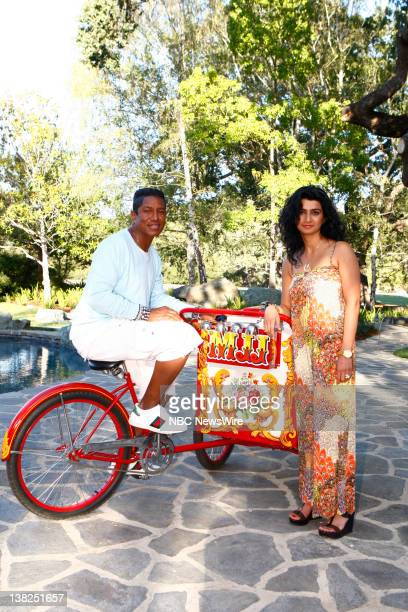 Jermaine Jackson and wife Halima Rashid NBC News' Matt Lauer gets an exclusive behindthescenes of Neverland Ranch where Michael Jackson lived for 15...