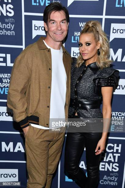 Jerry O'Connell and Dorit Kemsley
