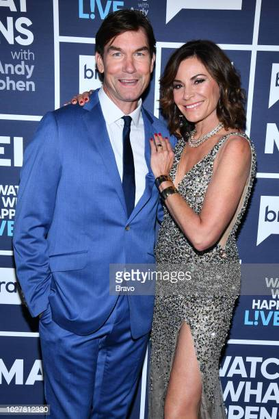 Jerry O'Connell and Luann de Lesseps