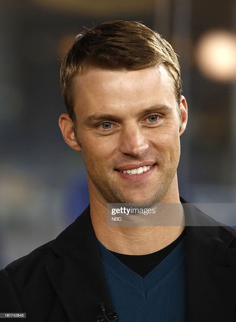 Jesse Spencer appears on NBC News' 'Today' show --