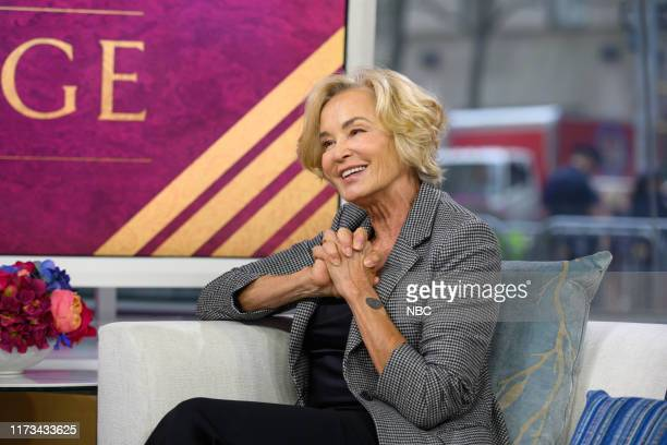 Jessica Lange on Tuesday, October 2, 2019 --