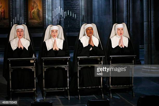 Jessica Morley as Sister Berthe Elena Shaddow as Sister Sophia Audra McDonald as Mother Abbess Christiane Noll as Margaretta